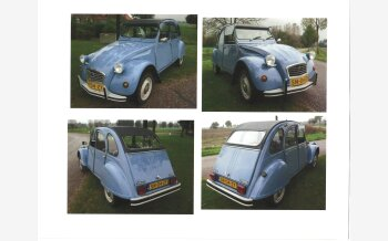 1987 Citroen 2CV for sale 101489886
