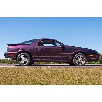 1987 Dodge Daytona for sale 101311684