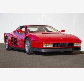 1987 Ferrari Testarossa for sale 101099420