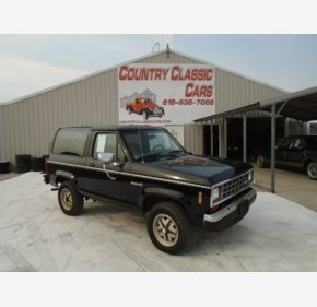 1987 Ford Bronco II for sale 101393808
