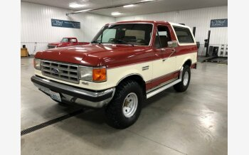 1987 Ford Bronco for sale 101076052