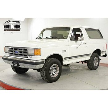 1987 Ford Bronco for sale 101200056