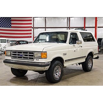 1987 Ford Bronco for sale 101422034