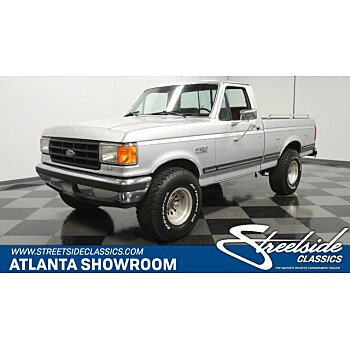 1987 Ford F150 4x4 Regular Cab for sale 101215457