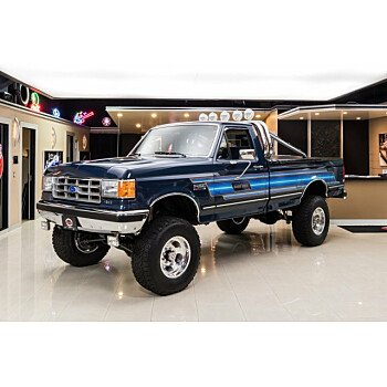 1987 Ford F250 4x4 Regular Cab for sale 101155665