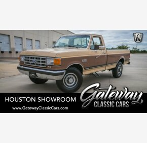 1987 Ford F250 2WD Regular Cab for sale 101227054