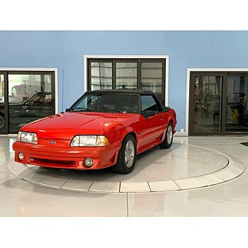 1987 Ford Mustang LX V8 Coupe for sale 101296922