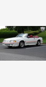 1987 Ford Mustang GT Convertible for sale 101367479