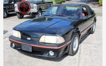 1987 Ford Mustang for sale 101377086