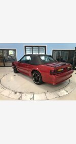1987 Ford Mustang GT Convertible for sale 101389611