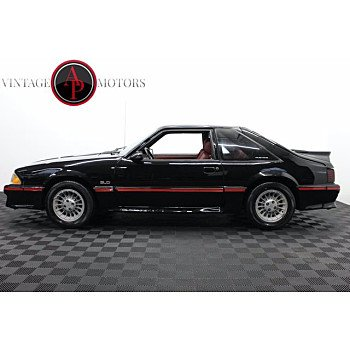 1987 Ford Mustang for sale 101391122