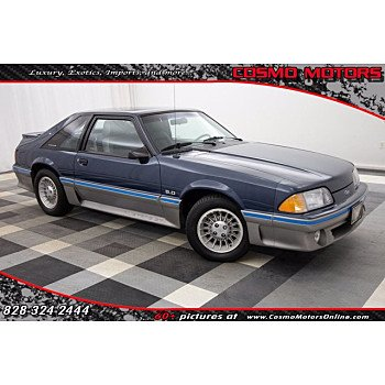 1987 Ford Mustang GT for sale 101496115