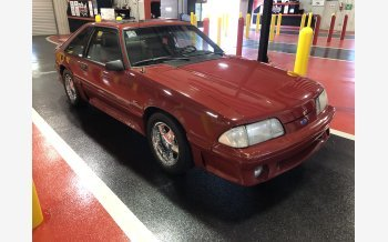 1987 Ford Mustang GT Coupe for sale 101629299