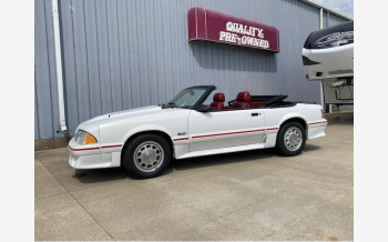 1987 Ford Mustang GT Convertible for sale 101525907