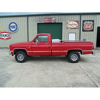 1987 GMC Sierra 1500 4x4 Regular Cab for sale 100993576