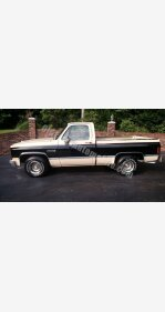 1987 GMC Sierra 1500 2WD Regular Cab for sale 101074868