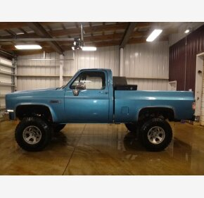 1987 GMC Sierra 1500 4x4 Regular Cab for sale 101215646