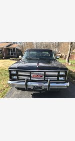 1987 GMC Sierra 1500 2WD Regular Cab for sale 101302403