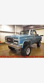 1987 GMC Sierra 1500 4x4 Regular Cab for sale 101326447