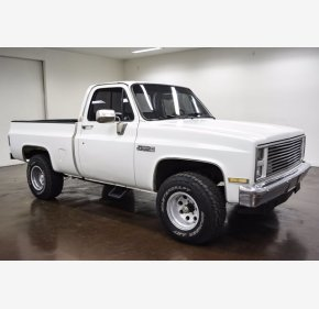 1987 GMC Sierra 1500 4x4 Regular Cab for sale 101398613