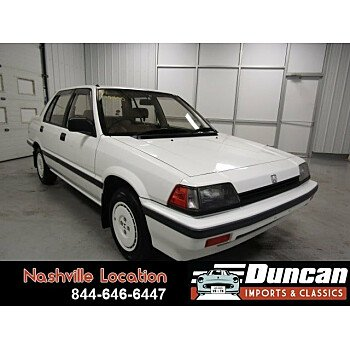 1987 Honda Civic for sale 101012777