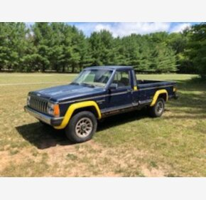 1987 Jeep Comanche for sale 101354310