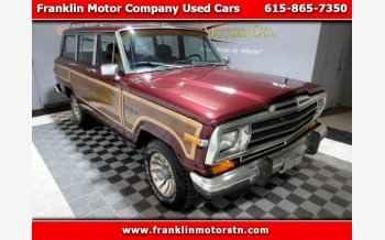 1987 Jeep Grand Wagoneer for sale 101299066