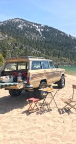 1987 Jeep Grand Wagoneer for sale 101388253