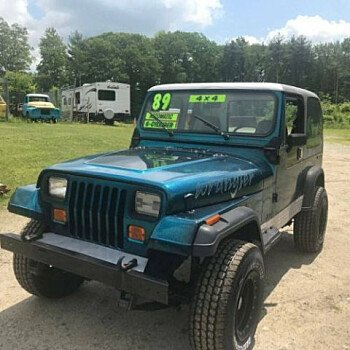 1987 Jeep Wrangler for sale 101013929