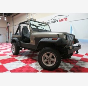 1987 Jeep Wrangler for sale 101199382