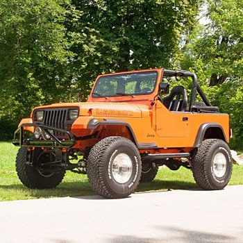 1987 Jeep Wrangler for sale 101315283