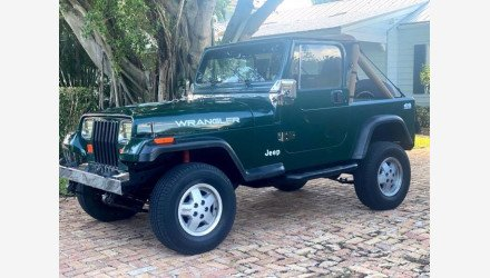 1987 Jeep Wrangler for sale 101422663