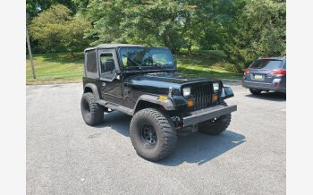 1987 Jeep Wrangler 4WD for sale 101562295