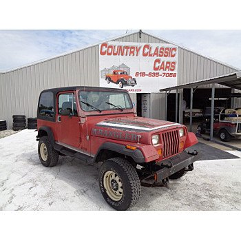 1987 Jeep Wrangler for sale 101519773
