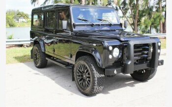 1987 Land Rover Defender for sale 100956182