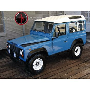 1987 Land Rover Defender for sale 101268459