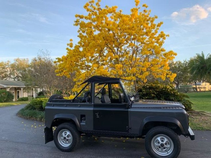 1987 Land Rover Defender 90 for sale 101495414