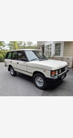 1987 Land Rover Range Rover Classic for sale 101335937