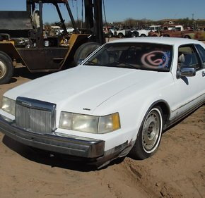 1987 Lincoln Continental for sale 101319904