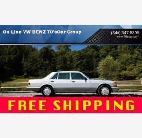 1987 Mercedes-Benz 300SDL for sale 101455095