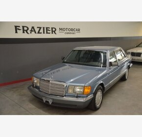 1987 Mercedes-Benz 420SEL for sale 101412808
