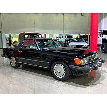 1987 Mercedes-Benz 500SL for sale 101587425