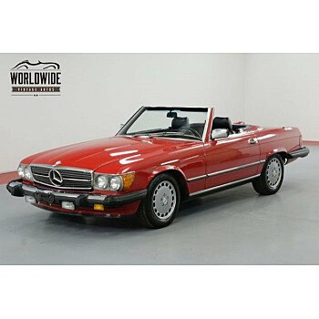 1987 Mercedes-Benz 560SL for sale 101007146
