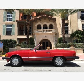 1987 Mercedes-Benz 560SL for sale 100769794