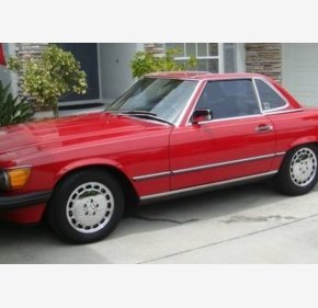 1987 Mercedes-Benz 560SL for sale 100982912