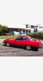 1987 Mercedes-Benz 560SL for sale 101001008