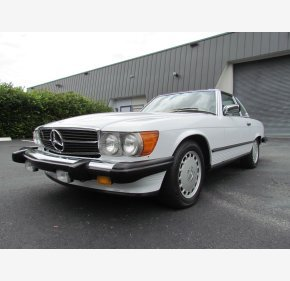 1987 Mercedes-Benz 560SL for sale 101018705