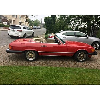 1987 Mercedes-Benz 560SL for sale 101027920