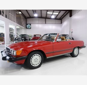 1987 Mercedes-Benz 560SL for sale 101064633