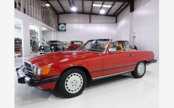 1987 Mercedes-Benz 560SL for sale 101064633
